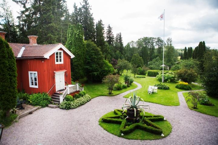 Fotograf Maria Hansson. Till Husvagn & Camping. Sundborn