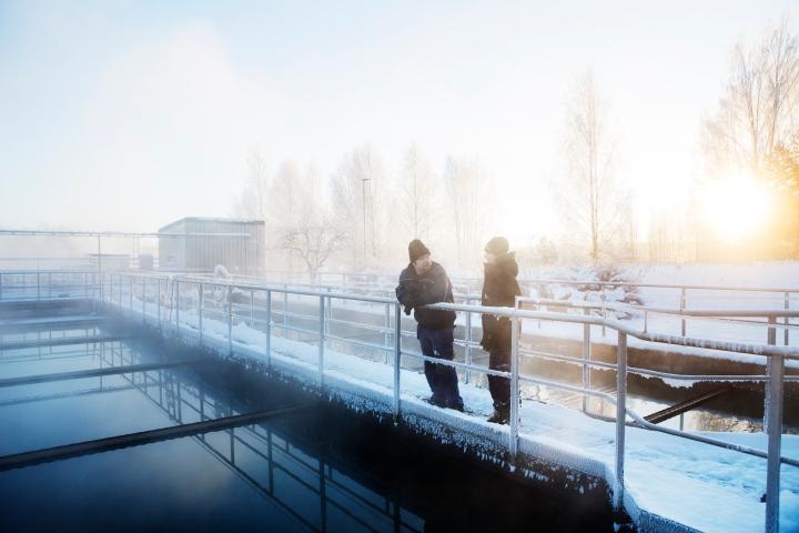 Fotograf MariaHansson. Till KOM. VA-utbildning i Ludvika.