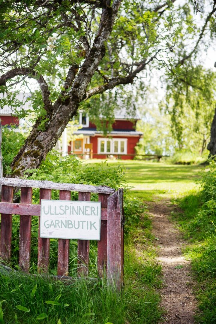 Fotograf Maria Hansson. Till Husvagn & Camping. Wålstedst i Dala-Floda
